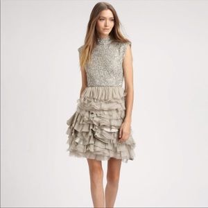 Alice + Olivia Hattie Tiered Dress